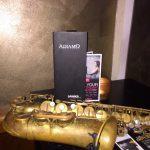 Hochzeit – Saxophon zum Empfang von Mister SAX