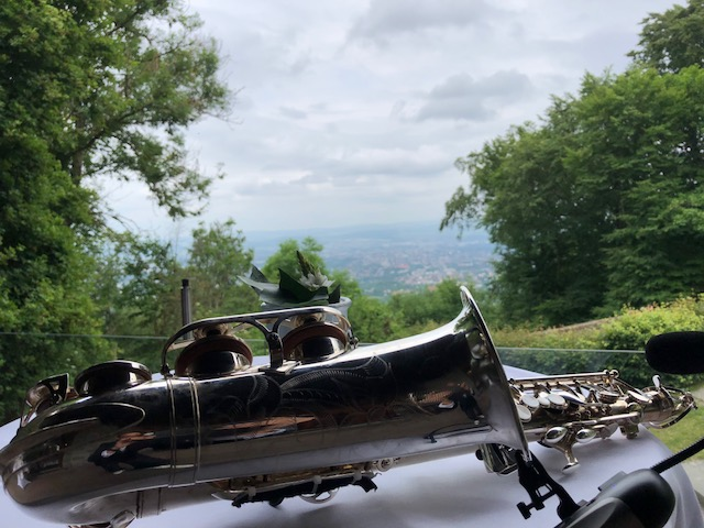 Kassel – Empfang  – Saxophon – Herkulesterrassen – Schloss Wilhelmshöhe