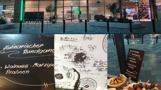 Kulinarischer Rundgang in Krefeld mit Saxophonist Mister SAX