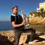 Mister SAX auf Entdeckungstour in Marseille