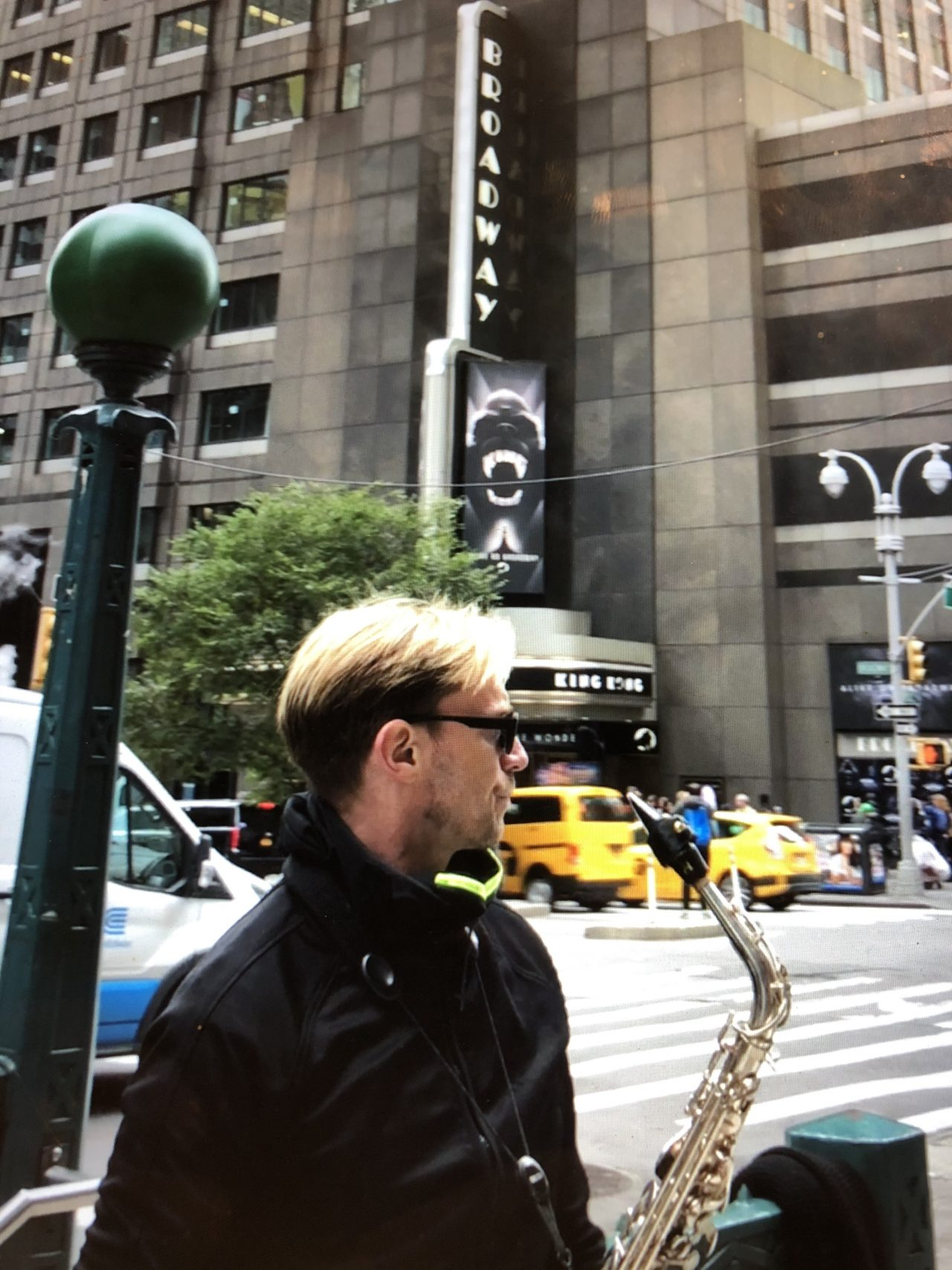 Mister SAX – Broadway – New York