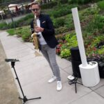 TELEKOM – Business Livestream mit Mister SAX