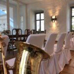 Hochzeitsempfang auf Schloß Möhler